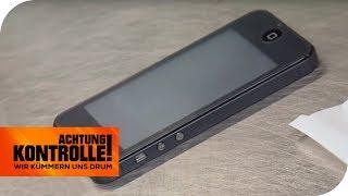 Sendung aus Hongkong: Das sieht doch aus wie ein Fake-iPhone! | Achtung Kontrolle | kabel eins