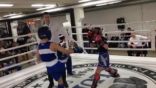 Открытый ринг  дети 13 лет цхелишвили Гиоргий