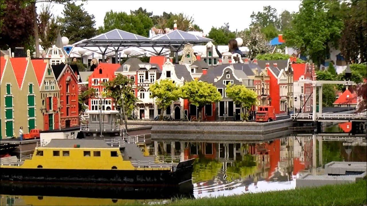 Amsterdam Legoland - YouTube