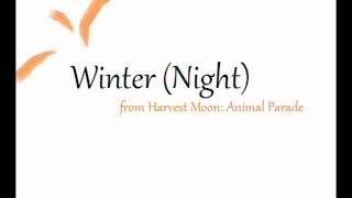 Winter (Night): from Harvest Moon: Animal Parade