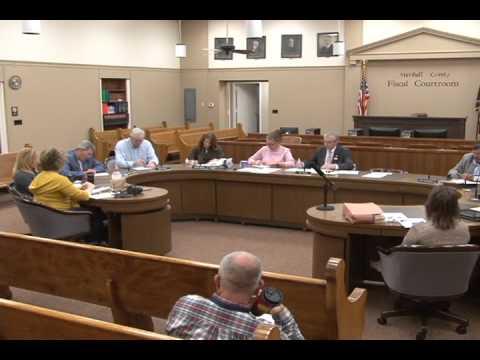 Marshall County Fiscal Court November 4 2014