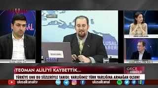 Teoman Alili Özel Yayını - 3 Mayıs 2021 - Teoman Alili - Ulusal Kanal