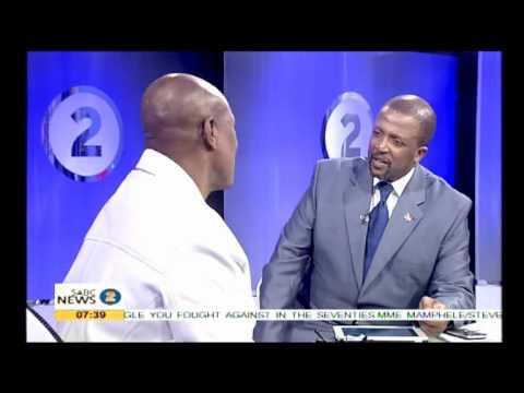 Gabu Tugwana - Zwelakhe interview