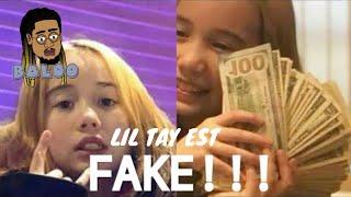 On vous explique tout sur la Fake fortune de Lil Tay, un personnage crée par sa mère !
