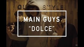 Chris brown - Dolce x Main Guys