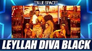 Blue Space Oficial -  LEYLLAH DIVA BLACK e Ballet - 09.02.19
