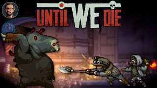 Until We Die Review | 2D base defense (Video Game Video Review)