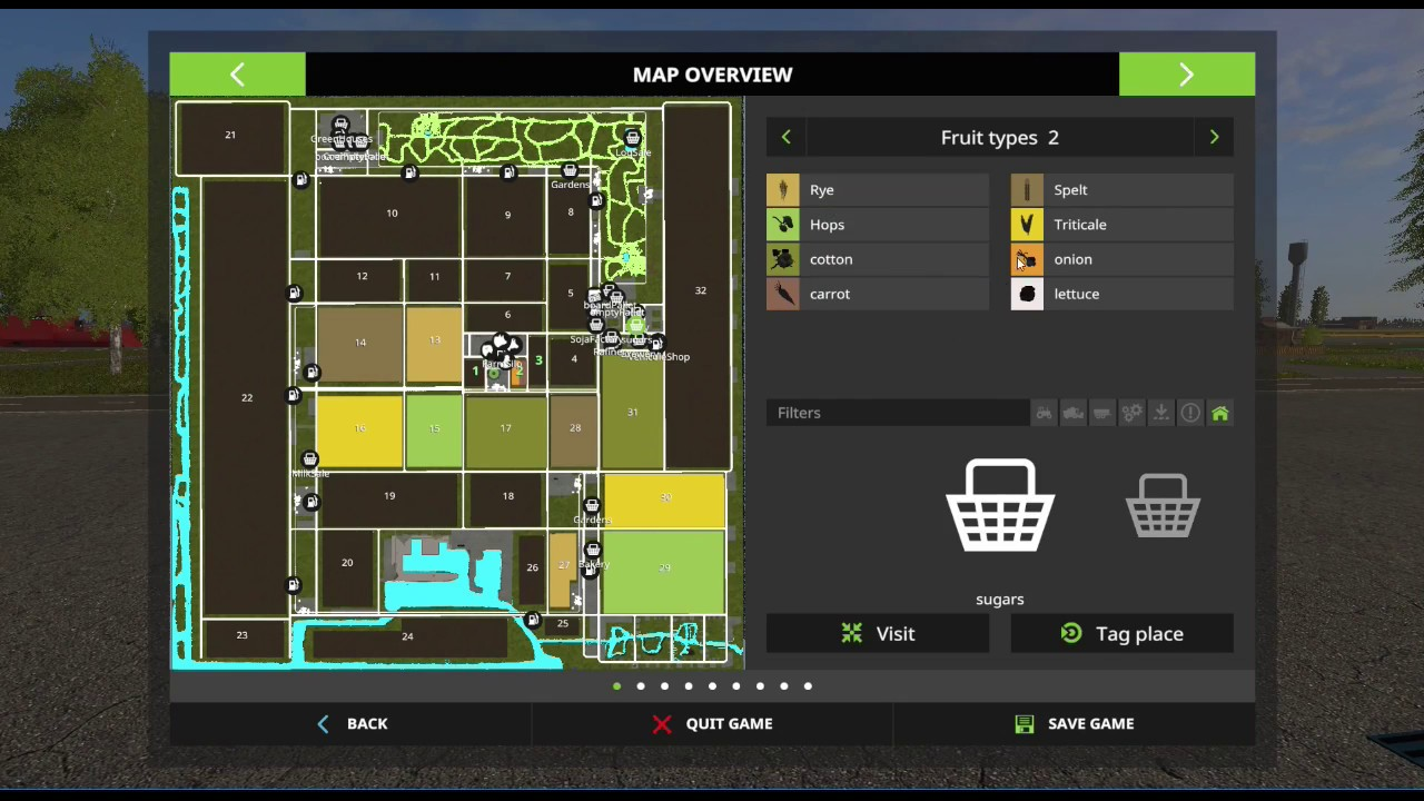 Farming Simulator 2017 Map Reviews Canadian Prairies preview