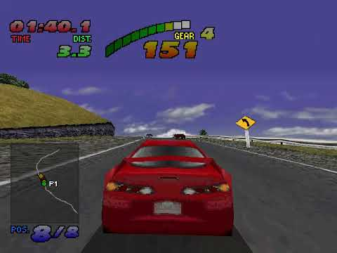 The need for speed psx gameplay