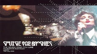 siouxsie and the banshees • the seven year itch — lullaby,  lands end