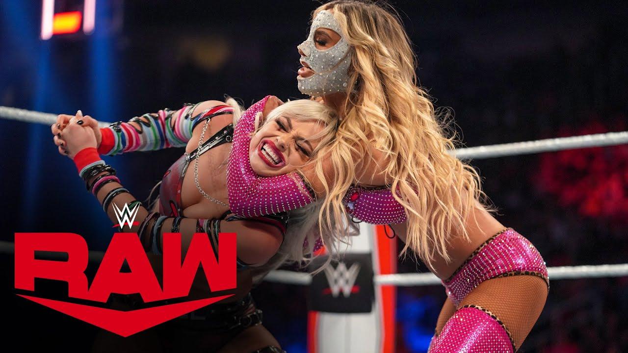 Download Liv Morgan vs. Carmella: Raw, Oct. 25, 2021