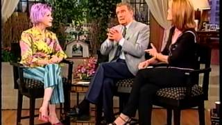 Cyndi Lauper on Regis and Kelly 2000