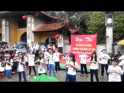 Nhảy flasmost Tôi Yêu Việt Nam - 6A5 THCS Nam Từ Liêm