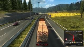 обзор мода company v1 7 new unloading zone 1 4 lkz buhs euro truck simulator 2