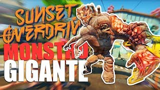 Monstro Gigante ! - Sunset Overdrive