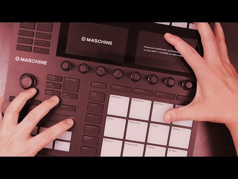 Making Beats with Maschine MK3