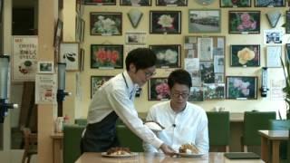 ようか豚を使った料理が自慢の食堂-凡ライス よしもと芸人「男性ブラン...