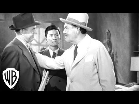 """Charlie Chan Collection -- Shadows Over Chinatown - """"Bus Driver"""" - Available August 6"""