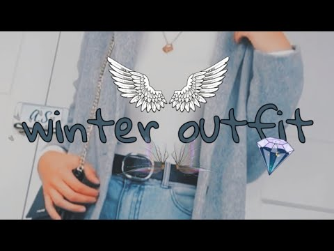 [VIDEO] - WINTER OUTFIT IDEAS // Casual winter style 2019 2