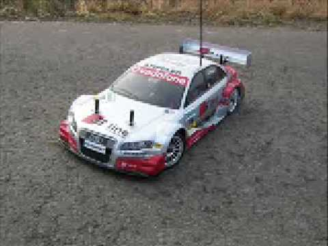 Kyosho Fazer, Audi A4 DTM