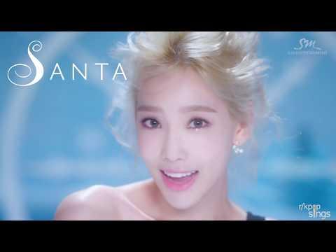 r/kpop Sings (WA$$AIL)  - 'Dear Santa (ENG) - SNSD TTS'