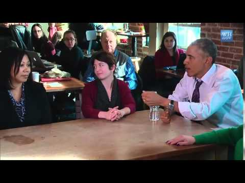 Obama: Workers Need Paid Sick Leave - Full Comments