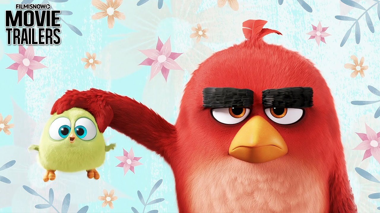 the hatchlings from the angry birds movie wish you a happy mother's day [hd]