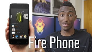 Amazon Fire Phone: Explained!(The Amazon Fire Phone and what exactly it does. Plus a tiny rant. Amazon Fire Phone: http://amzn.to/1pNqJOX Verge hands-on video: ..., 2014-06-19T21:24:46.000Z)