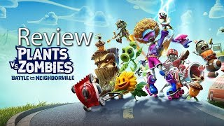 Plants vs Zombies Battle for Neighborville Xbox One X Gameplay Review