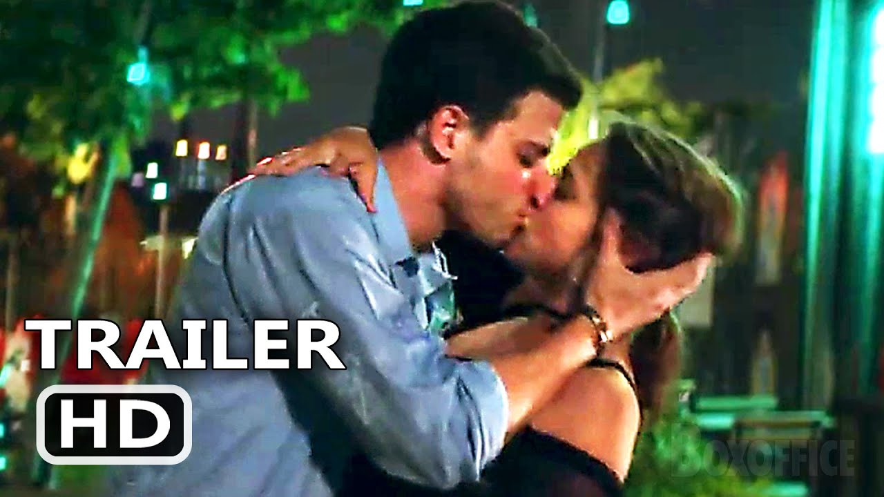 PAINT Trailer (2020) Josh Caras, Olivia Luccardi Romance Movie