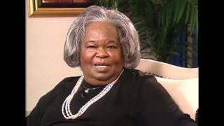 Carole Meekins goes 1-on-1 with Oprah Winfrey's mother