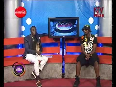Eddie Kenzo Interview on NTV The Beat (1/4)