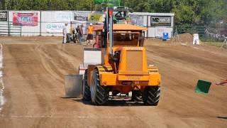 Full pull!   FWD Wagner Tractor. Darwell, Alberta.