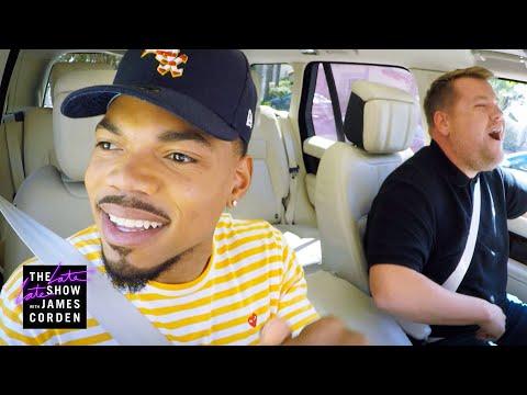 Coming Tuesday: Chance the Rapper Carpool Karaoke