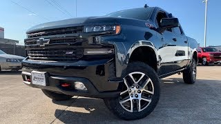2019 Chevrolet Silverado Z71 TrailBoss - THE NEW KING OF OFF-ROAD