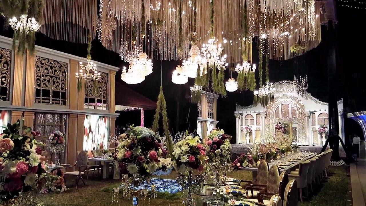luxury decor enchanted events