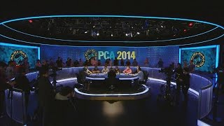 PCA 2014 Poker Event - Main Event, FINAL TABLE | PokerStars