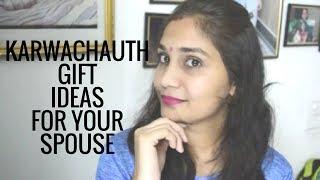 Karwachauth Gift Ideas for Your Wife/Husband   #Karwachauthweek   Nidhi Katiyar
