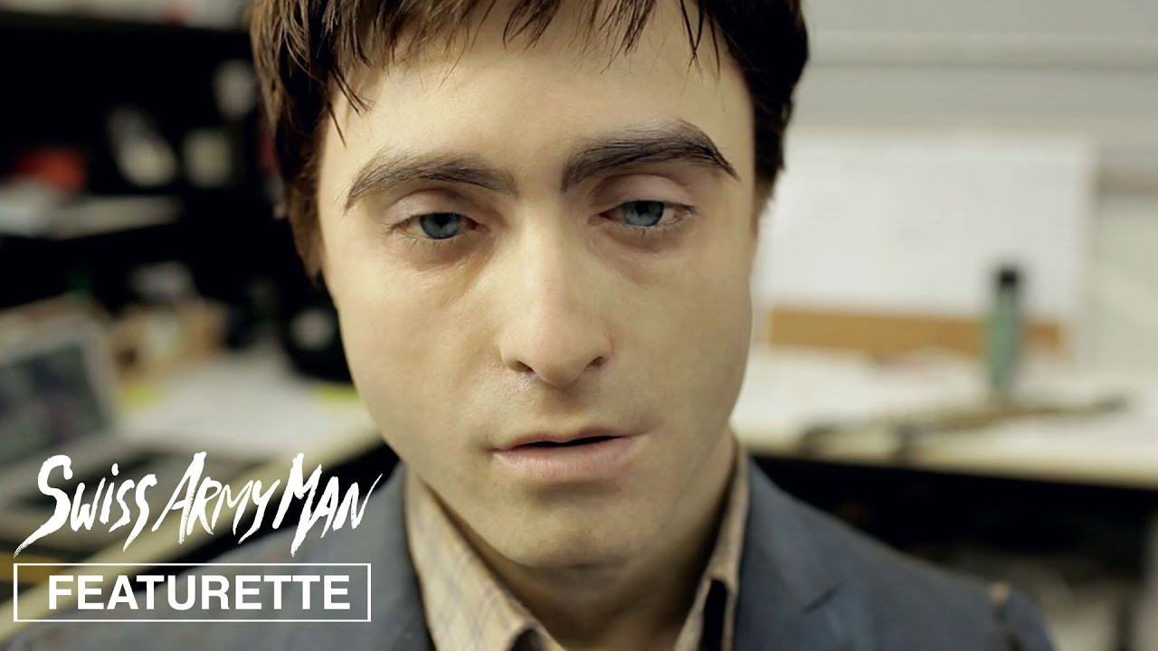 Download Swiss Army Man | Making Manny | Official Featurette HD | A24