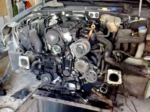 passat tdi pd 131 avf engine after timing belt replacement