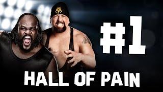 تختيم قصة Hall Of Pain الجزء ١ - #WWE2K15