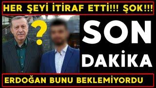Son Dakika! Erdoğan Bunu BEKLEMİYORDU! Her Şeyi İTİRAF ETTİ! Son Dakika Gündem Haberleri (BÜYÜK ŞOK)