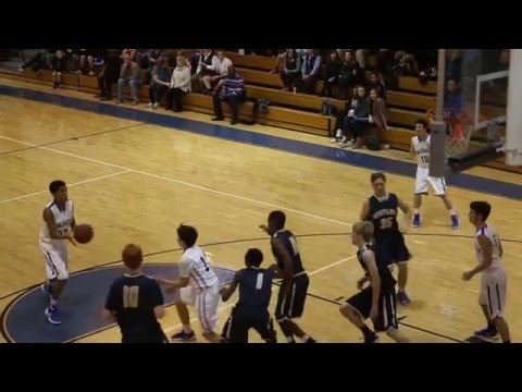 Jalen Essick #22 - JV Basketball, The Paideia School