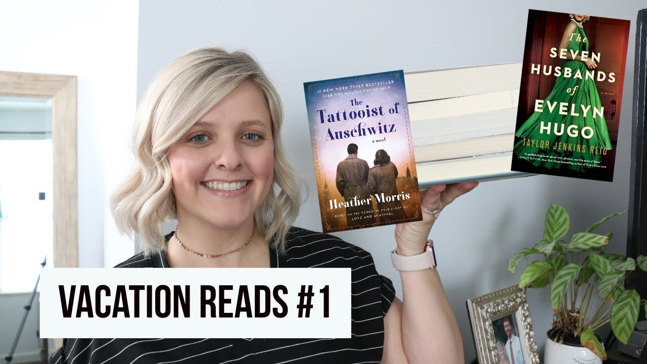 Vacation Reads #1 - YouTube