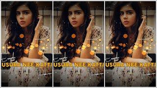 Adi ethukku unna paathenu😍  Raati album song💝  whatsapp status   Life failure 2.0  