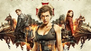 Resident Evil The Final Chapter - Yaaro Ival Promotional Song in Tamil Composed by Santosh Dayanidhi