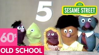 Sesame Street: Five People in My Family (Song)