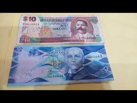 Barbados currency /country full information