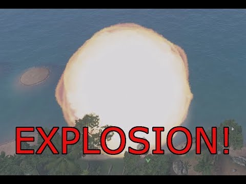 These small explosions are TOO POWERFUL! Accidental Blue on Blue!