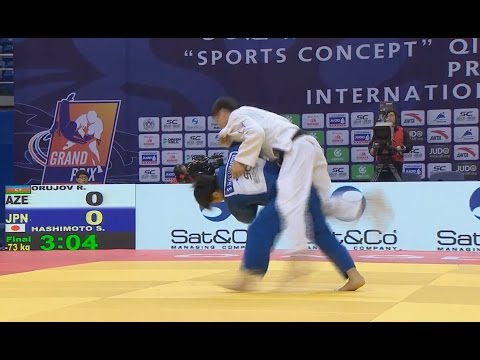Judo Highlights - Qingdao Grand Prix 2015